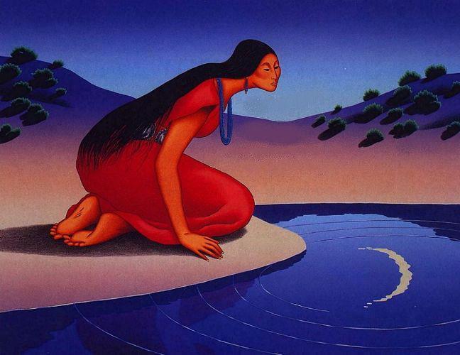 plegaria indigena