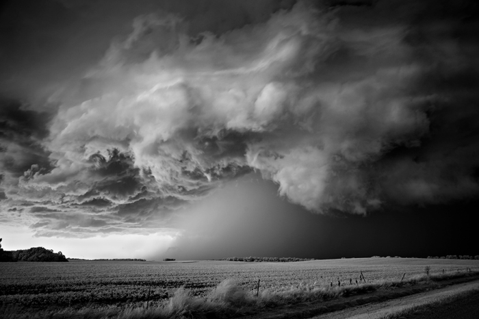 Mitch Dobrowner_Storm over Field